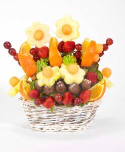 Daisy Fruit Bouquet
