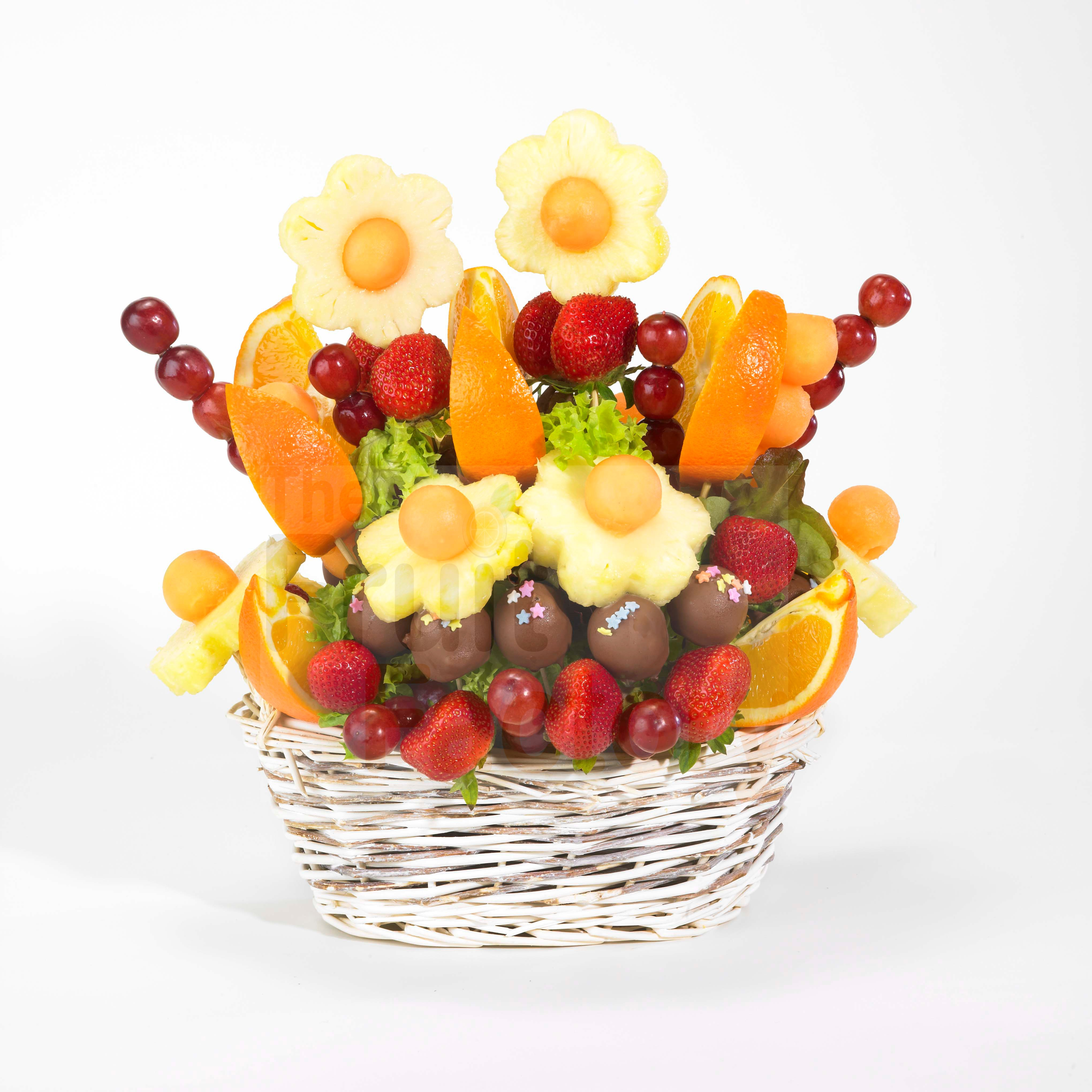 Daisy fruit bouquet fruit factory Fruit bouquet