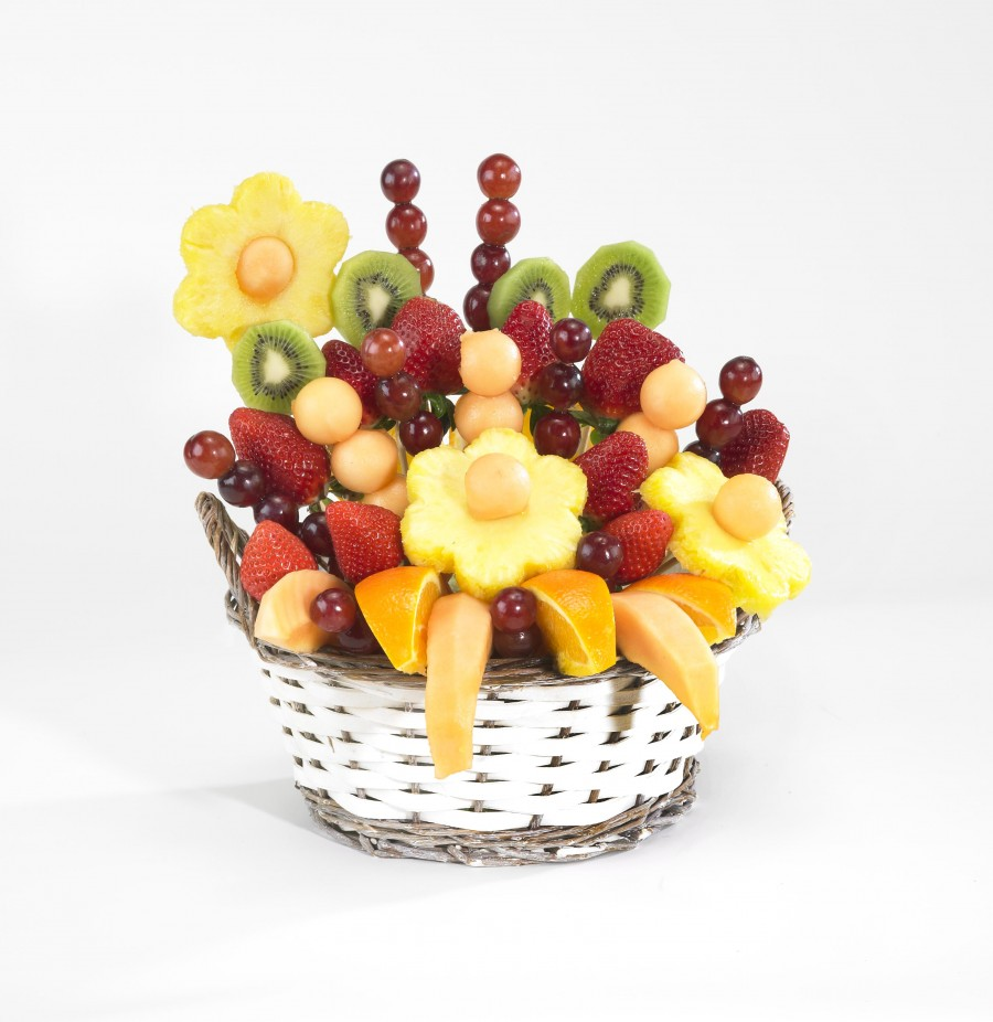 Edible Fruit Bouquets