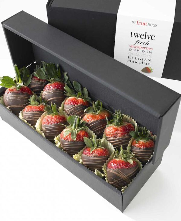 Strawberry Gift Boxes
