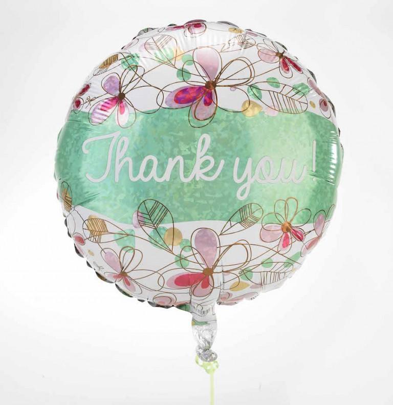 thankyou balloon
