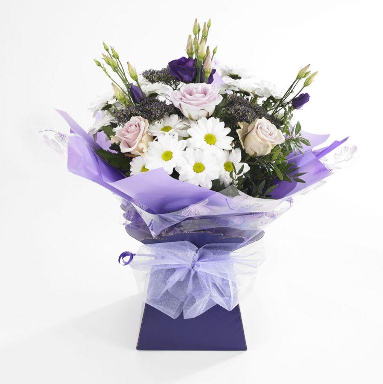 purple-bouquet