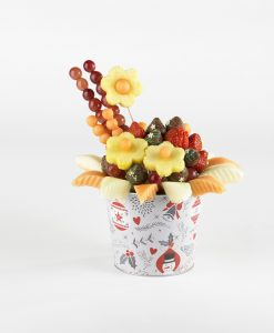 Christmas Fruit Bouquets