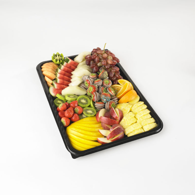 Large luxury fruit platter