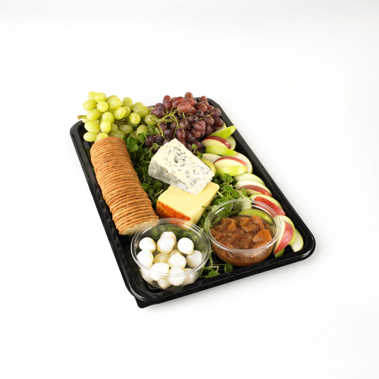 Large strong cheese platter